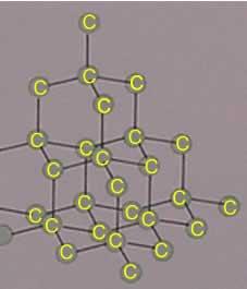Chemistry-covalent network lattice
