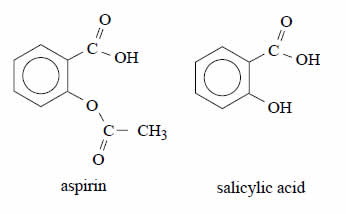 Image Gallery of Structural Formula For Salicylic Acid
